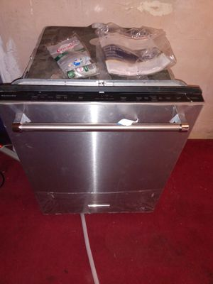 Kitchen aid diswasher for Sale in Wichita Falls, TX