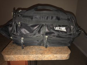 LIFETIME GYM DUFFLE BAG for Sale in Sterling Heights, MI