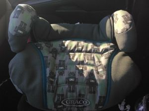 Graco toddler car booster seat for Sale in Tampa, FL