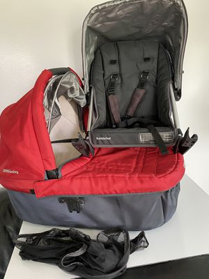 Uppababy second rumble seat, bassinet and bassinet for Sale in Mukilteo, WA