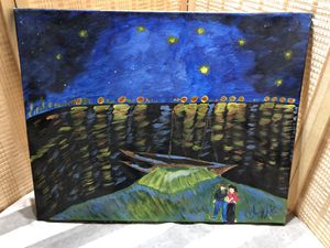 2 Canvas Paintings for Sale in Scottsdale, AZ