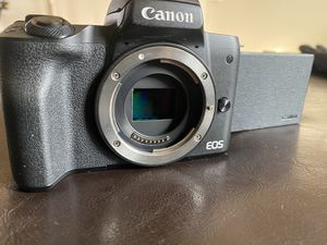 Canon m50 Mirrorless 4K camera for Sale in Laurel, MD
