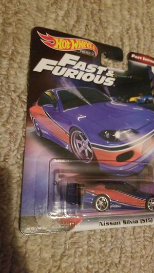 Fast and furious nissan silvia for Sale in Martinsburg, WV