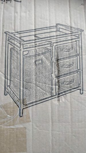 Diaper changer for the baby for Sale in Everett, WA