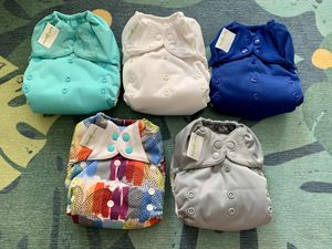 NEW bum genius Cloth diapers for Sale in Queens, NY