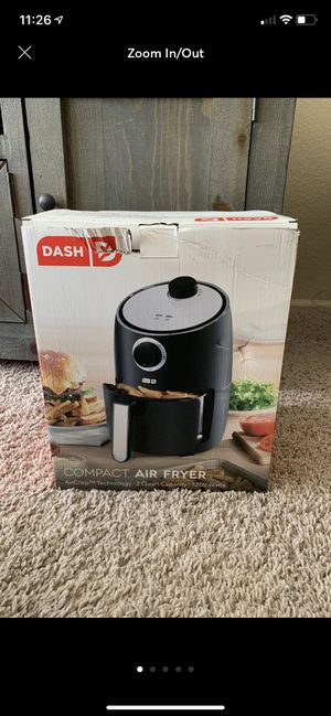 NWT Dash Compact Air Fryer for Sale in Scottsdale, AZ