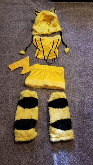 Sexy Pikachu Halloween Costume for Sale in Seattle, WA