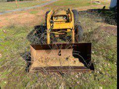 Massey Ferguson 202, skiploader with backhoe attachment for Sale in Chula Vista, CA