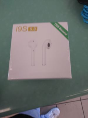 New i9s airpods for ios android for Sale in Los Angeles, CA