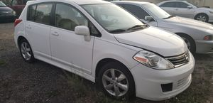 2010 NISSAN VERSA HATCHBACK...4CYL 1.8 L- VERY CLEAN -Runs very good - Great for work for Sale in Tampa, FL