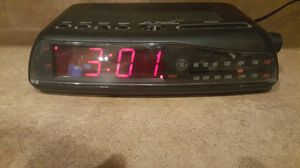Digital alarm clock with am and fm radeo for Sale in Chandler, AZ
