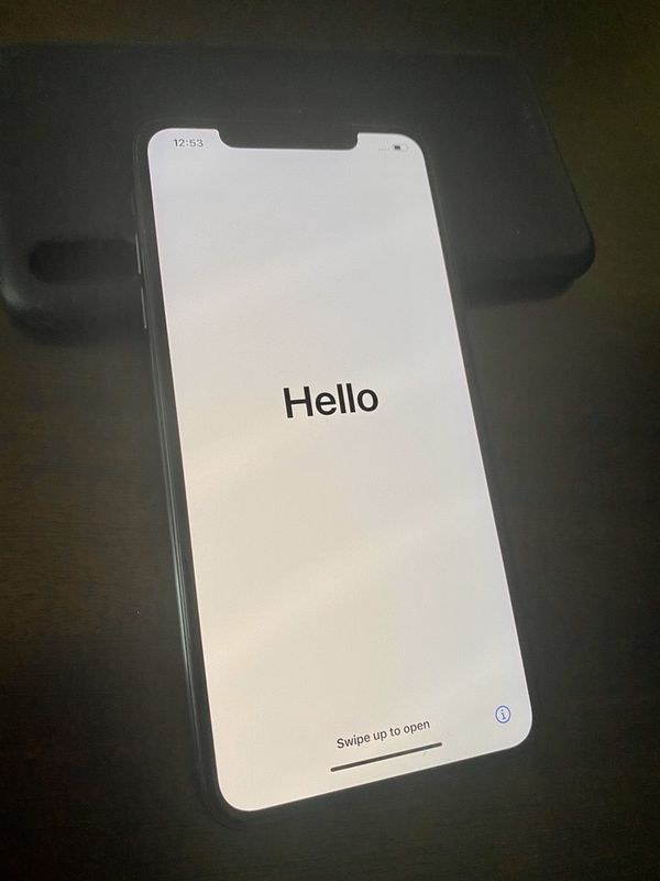 iPhone XS Max 256 Gb - used - excellent condition