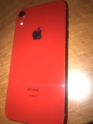 Iphone XR Red for Sale in New York, NY