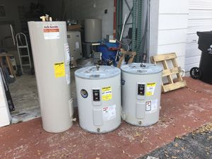 Water Heaters for Sale in Hollywood, FL
