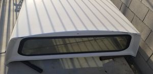 Camper shell for short bed pick up for Sale in Bakersfield, CA