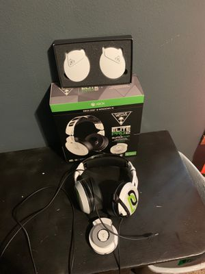 Turtle beach elite pro 2 with super amp for Sale in Menasha, WI