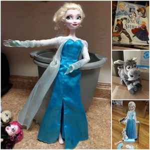 "Disney ""Frozen"" toys for Sale in Tucson, AZ"