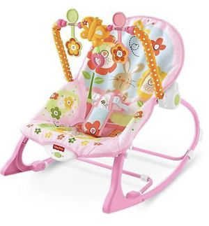 Fisher-Price Infant-to-Toddler Rocker, Bunny for Sale in Saint Germain, WI
