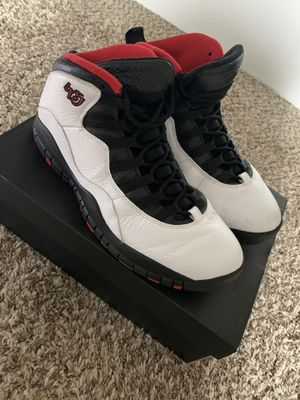 Retro Air Jordan Double Nickel 10's Size 11 for Sale in Federal Way, WA