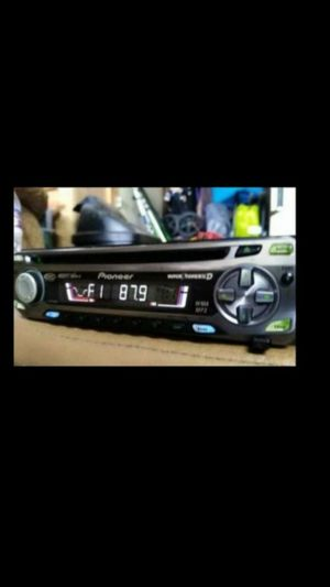 Pioneer super tuner DEH-P3700MP CD receiver with MP3 / WMA playback With auxliary for Sale in Indianapolis, IN
