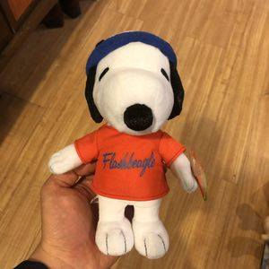 NEW Peanuts Flashbeagle Snoopy Dog Plush Stuffed Animal Toy Charlie Brown Comic Strip Cartoon Action Figure for Sale in Trenton, NJ