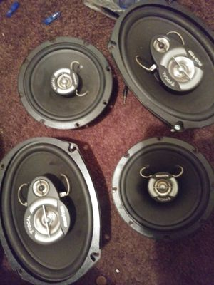 Focal auditors 6.5 n 6by9 for Sale in Los Angeles, CA