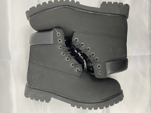 New Black Timberland Boots SZ 9.5 for Sale in Stoughton, MA