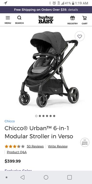 Chicco Urban Excellent Condition! for Sale in Monterey Park, CA