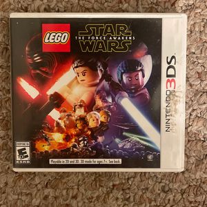 Lego Star Wars. The Force Awakens. 3ds for Sale in Aliso Viejo, CA
