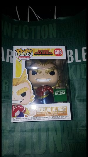 Silver age all might funko B&N for Sale in Norwalk, CA