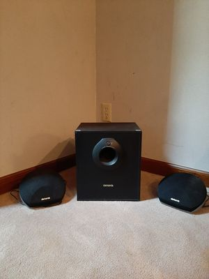 Aiwa Speakers/ Sub for Sale in Etna, OH