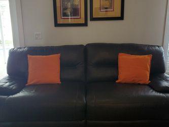 Oversized Dual Sided Recliner Sofa for Sale in Deltona,  FL