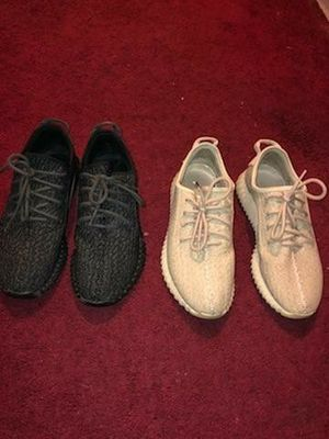 Pirate black and oxford tan yeezy for Sale in Detroit, MI