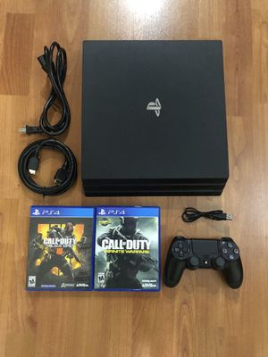 PS4 Pro 1TB - Lite use for Sale in Hialeah, FL