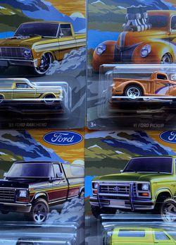 Hot Wheels Ford Trucks Series for Sale in Virginia Beach,  VA