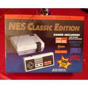 💥New Year Weekend Sale💥Nintendo NES Classic Mini With 500 Built-in Games And 2 Controllers💥 for Sale in Miami, FL