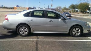 2011 Chevy impala lt for Sale in Tucson, AZ