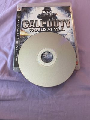 Call of duty world at war for Sale in Santa Maria, CA