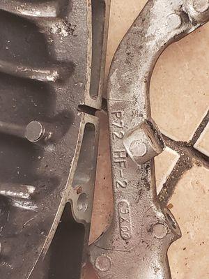 Honda b18c gsr transmission cover for Sale for sale  Bronx, NY