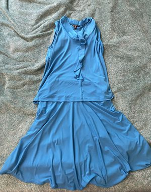 George Blue Tank Skirt Combo - Size S (4-6) for Sale in Ithaca, NY