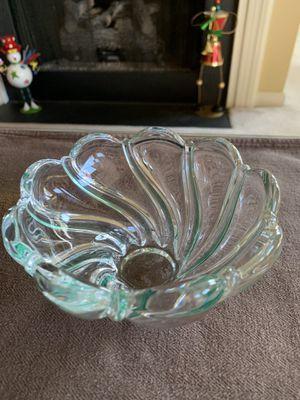 MIkasa crystal Choir Angel and Crystal Bowl for Sale in Potomac Falls, VA