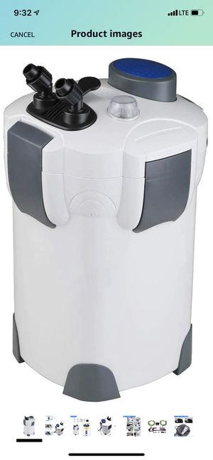 Canister Filter for Sale in Los Angeles, CA