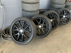 """22"""" Wheels and tires for Sale in La Habra Heights, CA"""