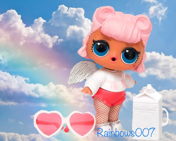 LOL Surprise Angel Doll Series 3 Confetti Pop