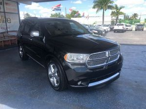 2011 Dodge Durango for Sale in Fort Lauderdale, FL