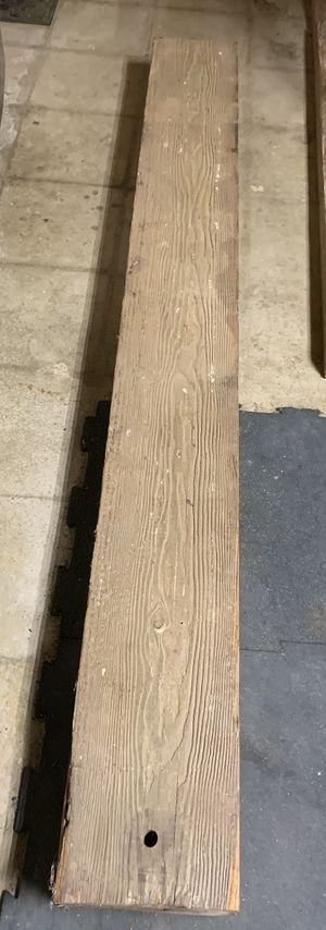 Reclaimed wood timber beam for Sale in Placentia, CA