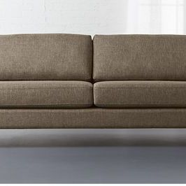 CB2 Sepia Central Sofa / Couch for Sale in San Francisco, CA