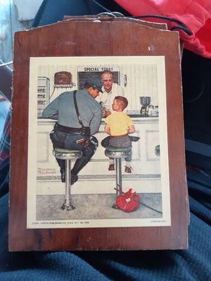 Norman Rockwell Paintings Make offer for Sale in St. Louis, MO