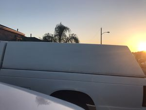 SnugTop Camper shell for 1983 Chevy s10 long bed for Sale in Los Angeles, CA