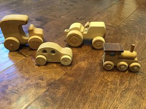 Wooden toys collection for Sale in Escondido, CA